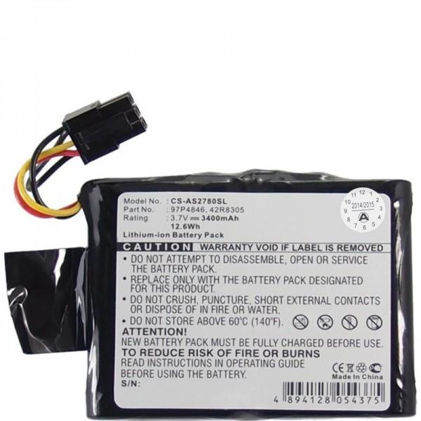 Contrôleur RAID Batterie pour IBM 39J5554, 42R8305, 97P4846, CGA-E / 212AE