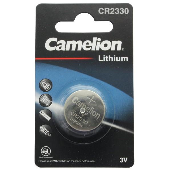 Pile au lithium CR2335 (alternativement CR2330) Le produit n'est pas fabriqué! Vous pouvez également utiliser le diluant CR2330 de 0,5 mm. Vérifiez si vous utilisez la hauteur de 3,0 mm au lieu de la hauteur de 3,5 mm.