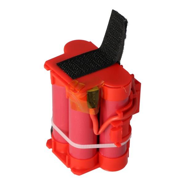 2500mAh batterie convient pour la Gardena 574 47 68-01 batterie R40Li, R45Li, R70Li, R80Li, Automower 105, 305, 308