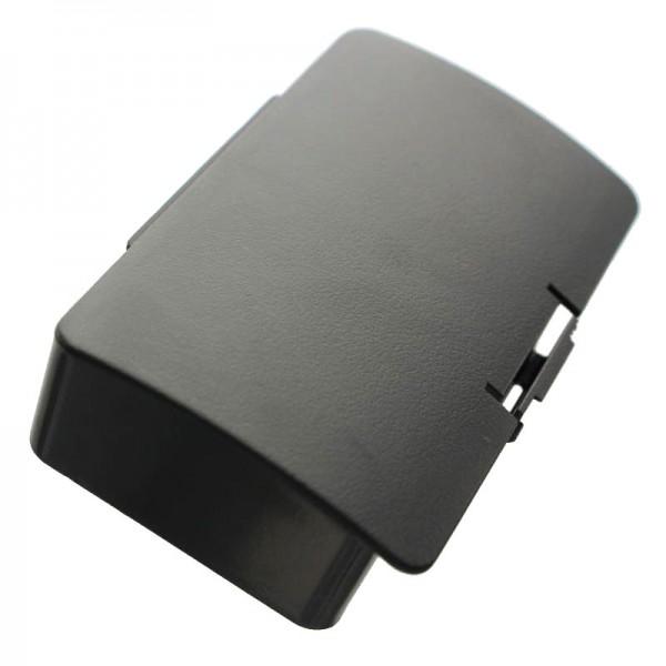Batterie AccuCell pour Garmin GPSMAP 276, 1250mAh