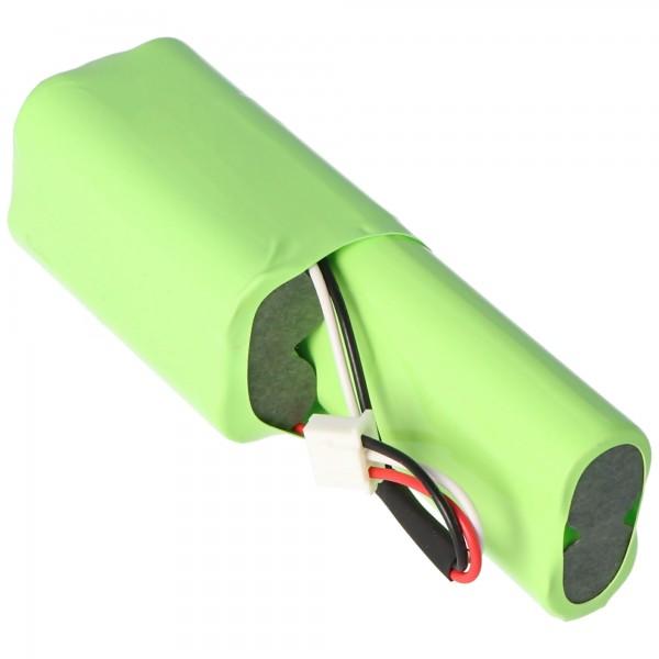 AccuCell batterie adapté pour SAGEMCOM HM 40 radiorecord batterie Sagem HM40