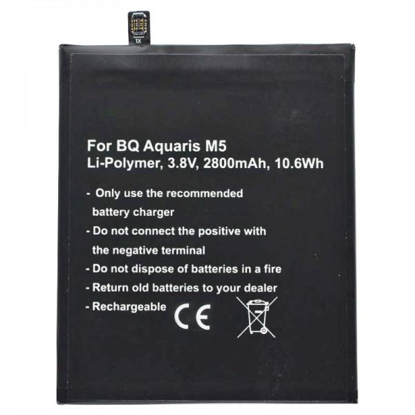 Batterie pour BQ Aquaris M5 BQ Aquaris 3120
