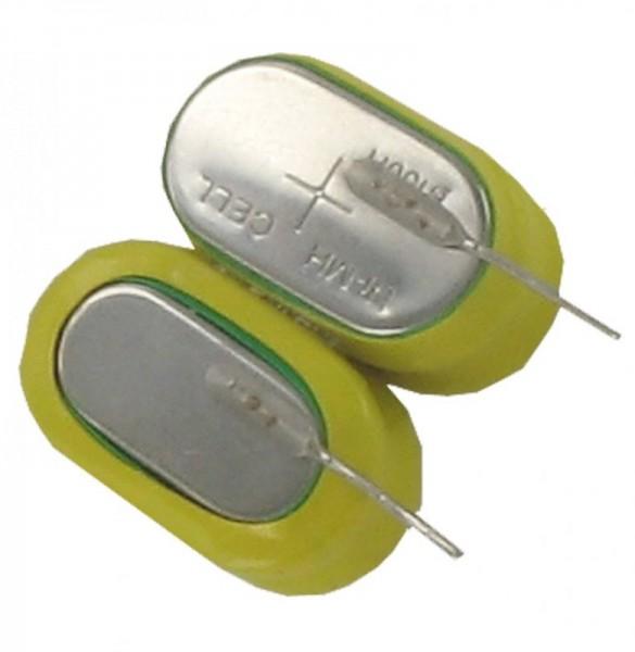 Pack de batteries NiMH X150H à faible coût de 4,8 volts avec support de soudage