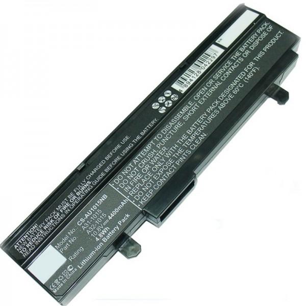 Batterie de rechange Asus A31-1015, A32-1015, AL31-1015, PL32-1015 pour Asus Eee PC 1015, etc.