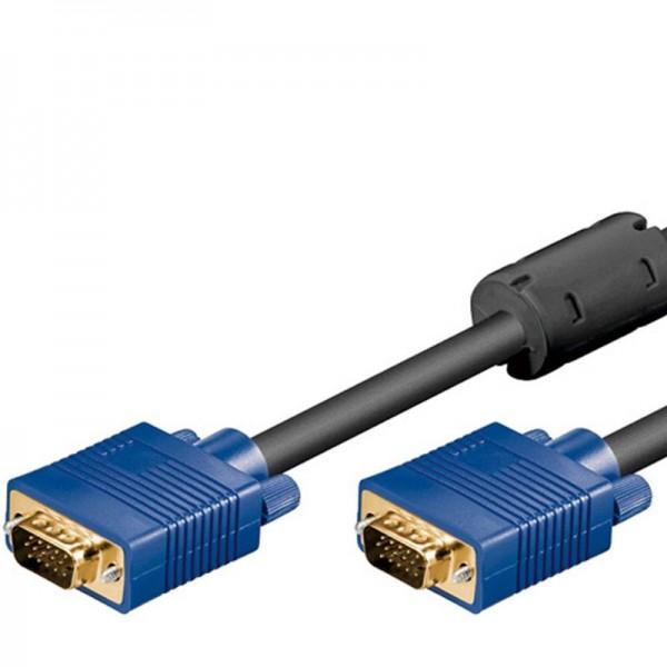 Câble de moniteur d'ordinateur Câble de moniteur SVGA Full HD
