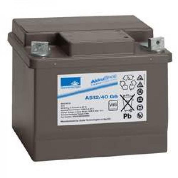 Batterie au plomb Sonnenschein Dryfit A512 / 40G6, VDS G191015