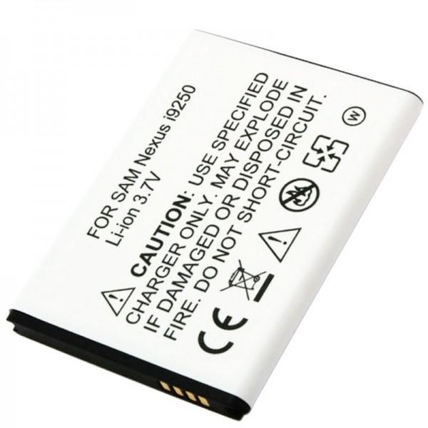 Batterie pour Samsung Nexus Prime, GT-I9250, Galaxy Nexus