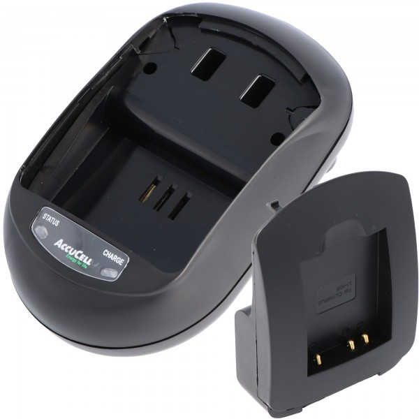 Chargeur AccuCell pour batterie rechargeable 02491-0066-00, DS5370