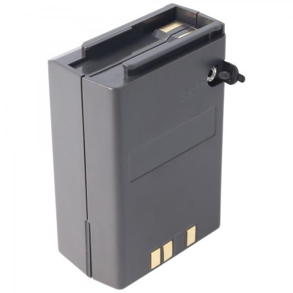 Batterie pour Yaesu FNB-10, FNB-17, FNB-20, H36217, H36210