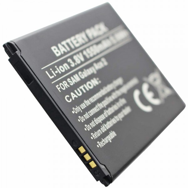 Batterie AccuCell pour Samsung Galaxy Ace 2, GT-I8160