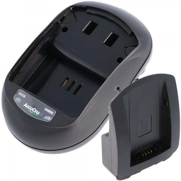 Chargeur rapide AccuCell pour Panasonic DMW-BM7