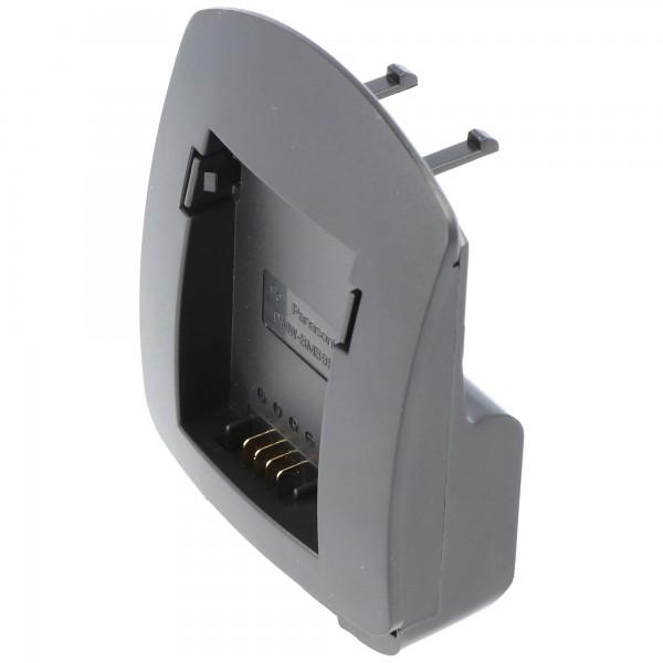 Station de charge AccuCell adaptable sur Panasonic DMW-BMB9E, DMC-FZ40