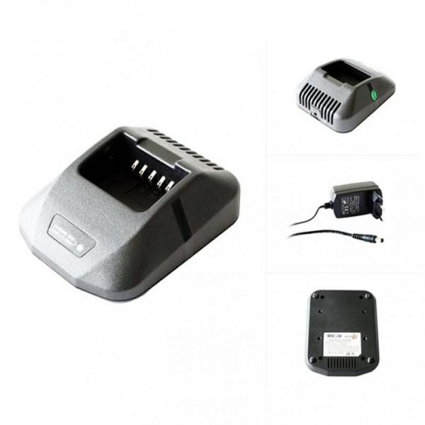 Chargeur rapide adapté à la batterie Kenwood KNB-14, KNB-15A, KNB-16A, KNB-17A, KNB-20N, KNB-21N, KNB-22N, PB-43N