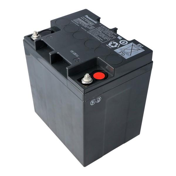 Panasonic LC-X1228AP Batterie 12 Volts 28Ah M5 Contact X1228