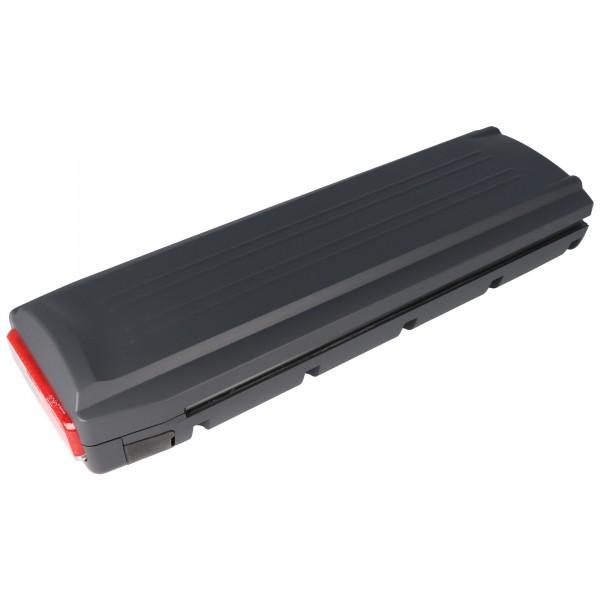 Le bloc d'alimentation 13,6Ah est compatible avec le système d'entraînement 36 Volt Gazelle Innergy XT