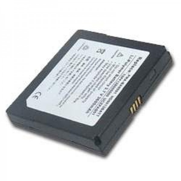 Batterie AccuCell pour Creative Zen Portable Media Center