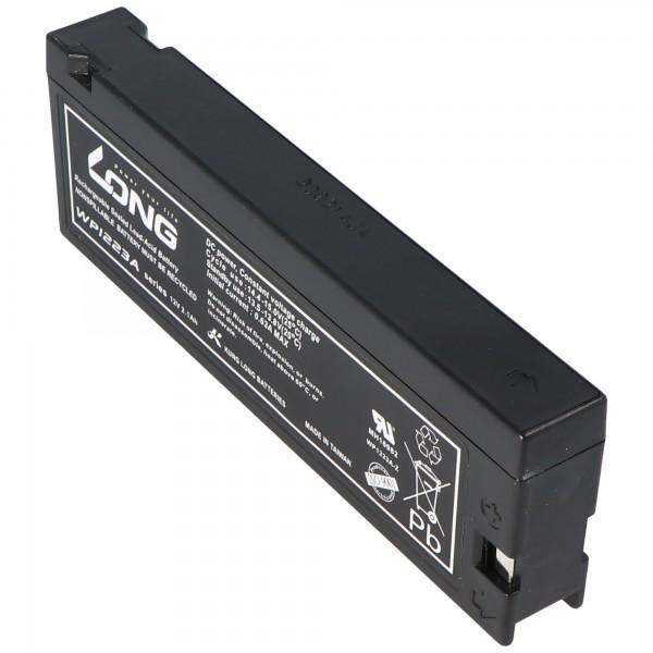 AccuCell batterie adapté pour JVC GS-1000, SCN2423A, SCN2500A, SCN2395A