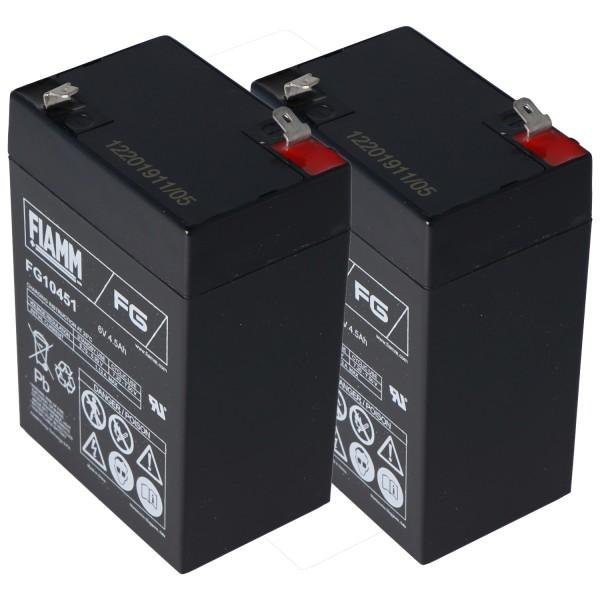 Batterie pour APC RBC1, APC back-UPS, modèle BK200BI