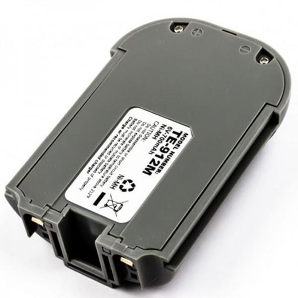 Batterie rechargeable NiMH TELXON PTC 912DS en réplique de AccuCell