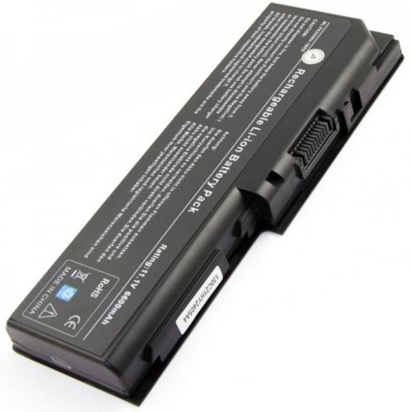 Batterie pour Toshiba Satellite P200 Batterie P300 avec 7800mAh
