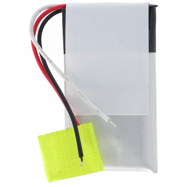 Batterie adaptée à la batterie Bose QuietComfort 20 PR-452035, QC20, QC-20