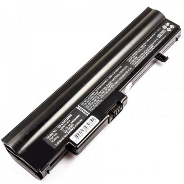LG X120 batterie X130 comme batterie réplique LB3211EE de AccuCell 11.1 Volt 4400mAh