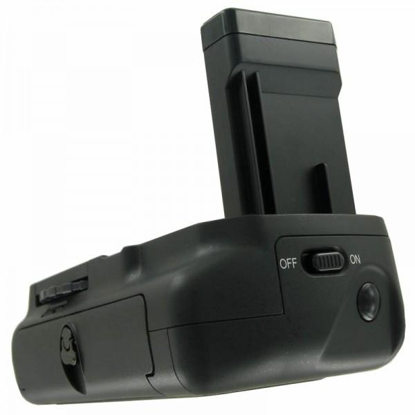 Poignée d'alimentation compatible avec les Nikon D3100, D3200, fonctionne avec 2 piles EN-EL14
