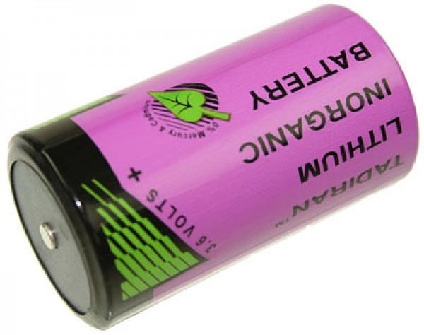 Batterie au lithium Tadiran SL-2780 / S 3,6 Volt 19000mAh Type D