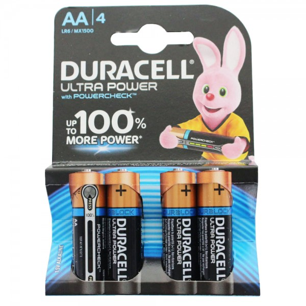DURACELL ULTRA M3 Mignon / AA 4-pack