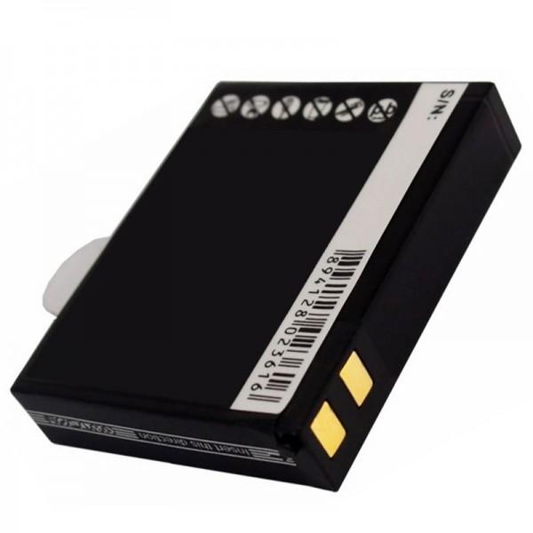 Skygolf SG5, Batterie de remplacement BAT-00022-1050 pour télémètre SG5