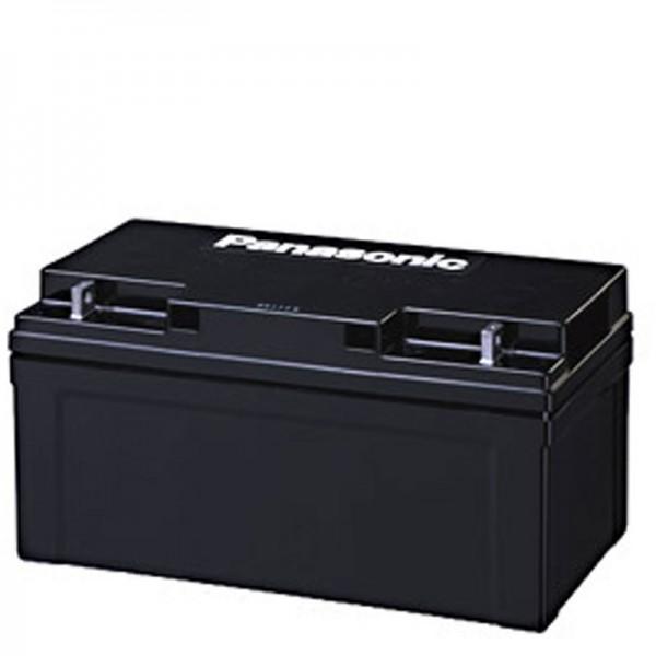 Batterie au plomb 12V 75 Ah Panasonic LC-X1275P