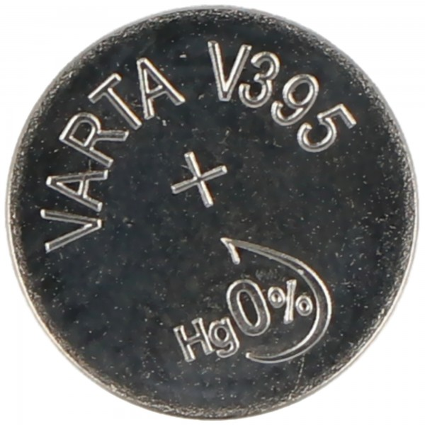 395, Varta V395, SR57, SR927SW, SR926SW Pile bouton pour montres