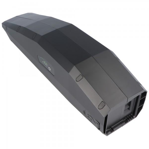 Batterie pour Haibike SDURO FullSeven LT 6.0 Blanc / Rouge / Anthracite 2018 - VTT Entièrement et identique