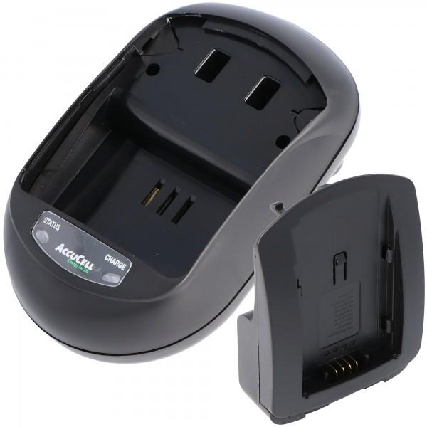 Chargeur rapide AccuCell adaptable sur Hitachi DZ-BP21SJ
