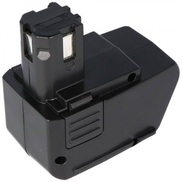 Hilti SFB125 Batterie rechargeable NiMH SBP10SBP12, SFB125, SFB105, 00315082 de AccuCell avec 12 Volt, 3000mAh