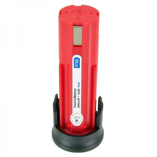 Batterie pour MINIFIX 210, 1400mAh