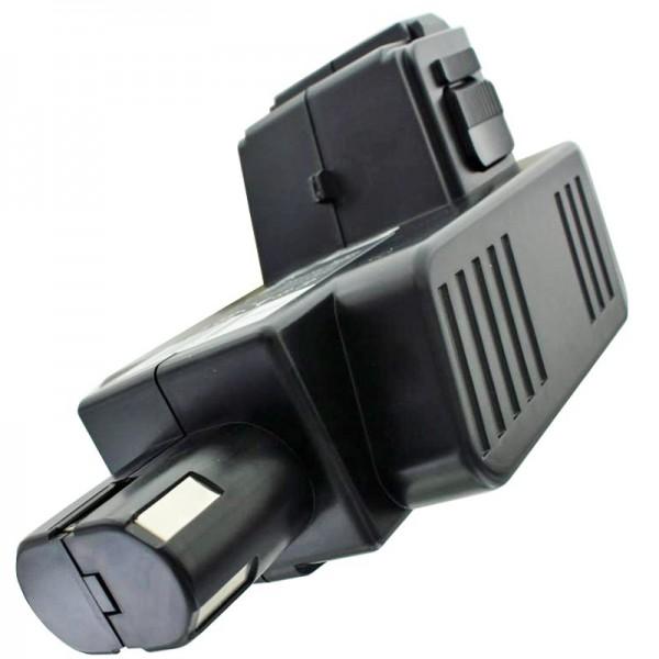 Réparation de la batterie, Hilti BP 72, BP-24 24.0 Volt, 1700mAh NiMH, veuillez envoyer la batterie