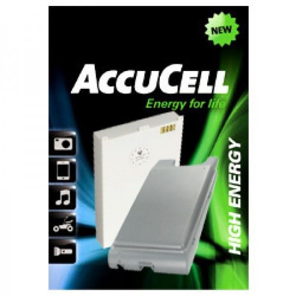 Batterie AccuCell adaptable sur Fujitsu-Siemens Pocket Loox T800