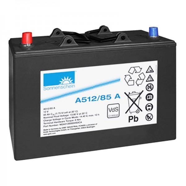 Exide Dryfit A512 / 85A 0889572200 Batterie 12 Volts 85Ah 330 x 171 x 213mm