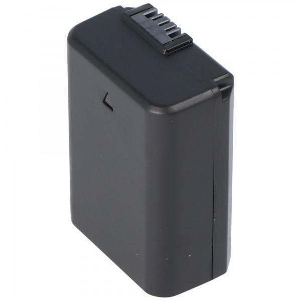 AccuCell batterie adapté pour Sony NP-FW50 batterie NEX-3, NEX-5, Alpha 55