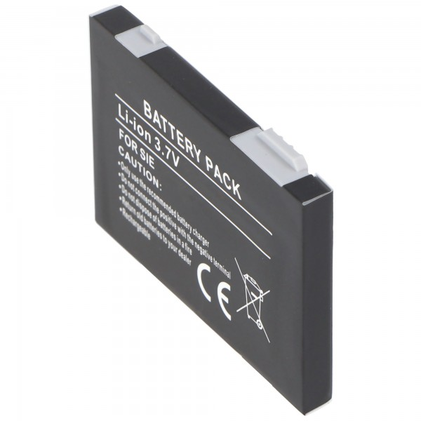 AccuCell batterie adapté pour Siemens XT70 batterie