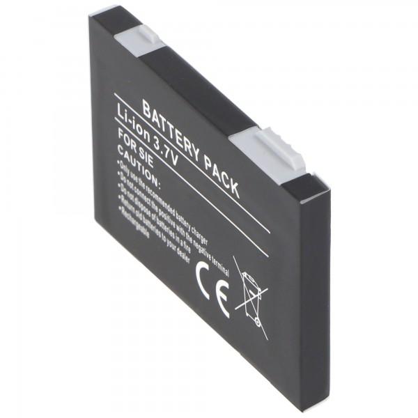 Batterie AccuCell adaptable sur Siemens CF75