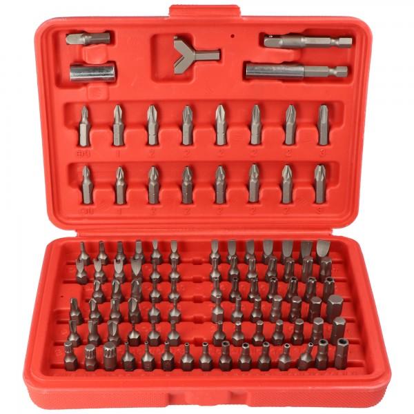 Jeu de 100 pièces en acier à outils de haute qualité