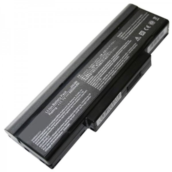 Batterie pour BTY-M66 batterie, BTY-M67, BTY-M68, CBPIL44, CBPIL48, CBPIL72, CBPIL73 6600mAh