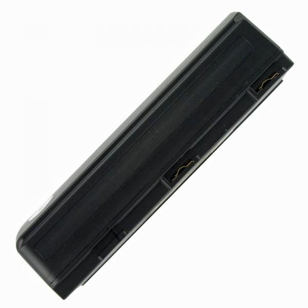 AccuCell batterie convient pour JVC BN-BP31, BN-V6GU, BN-V7GU, 2100mAh
