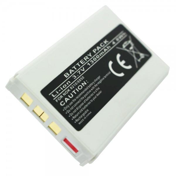 Batterie AccuCell pour Nokia 3610, BLB-2, 1200mAh