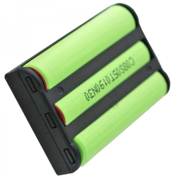 Batterie AccuCell adaptable sur Medion LT-9965 61434, Lifetec LT9965, LT9966