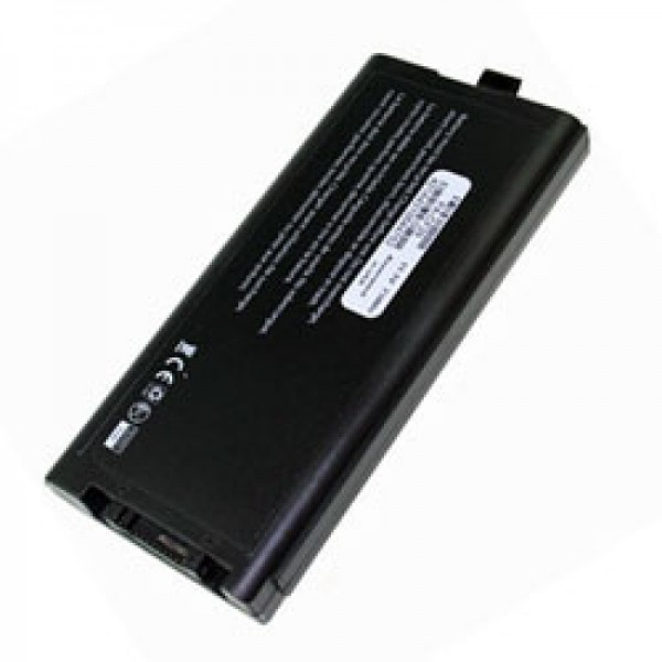 Batterie compatible pour Panasonic ToughBook CF-29, CF-51, CF-VZSU29U, 6600mAh