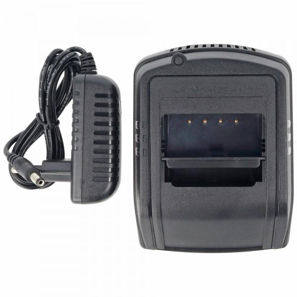 Chargeur adapté à la batterie de grue HBC FuB10 NiCd et NiMH
