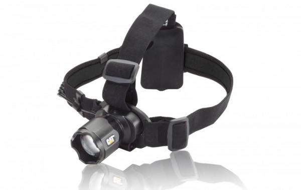 Lampe frontale à focaliser LED CAT CT4200 avec condyle 220 lumens